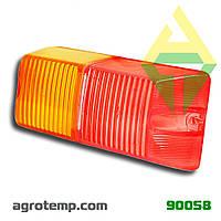 Стекло фонаря Ф-209 пластмасовое
