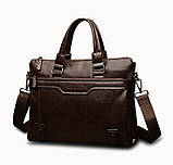 Мужской портфель сумка для документов, фото 2