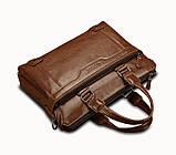 Мужской портфель сумка для документов, фото 4