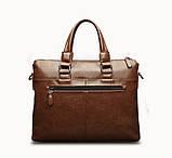 Мужской портфель сумка для документов, фото 5