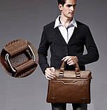 Мужской портфель сумка для документов, фото 8