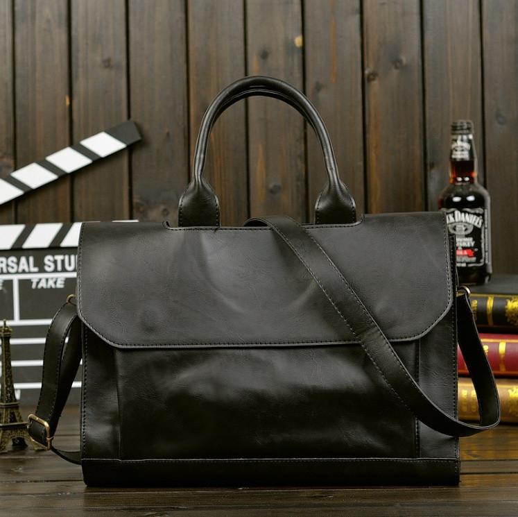 Чоловічий діловий портфель сумка