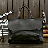 Чоловічий діловий портфель сумка, фото 2