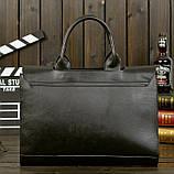 Чоловічий діловий портфель сумка, фото 3