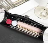 Модна жіноча лакова міні сумочка, фото 10