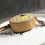 Модна жіноча сумочка солом'яний, фото 7