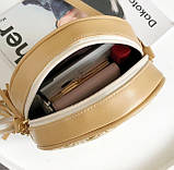 Модна жіноча сумочка солом'яний, фото 8