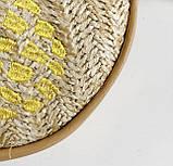 Модна жіноча сумочка солом'яний, фото 9