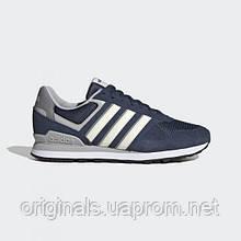 Классические кроссовки мужские Adidas 10K GZ8597 2021 синие