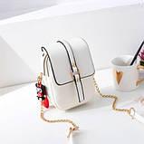 Маленька жіноча сумочка клатч, фото 3