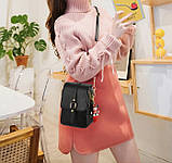 Маленька жіноча сумочка клатч, фото 4