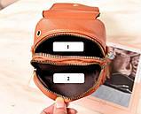 Маленька жіноча сумочка клатч, фото 5
