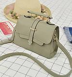 Модна жіноча сумочка, фото 3