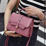 Модна жіноча сумочка, фото 8
