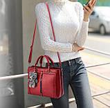 Модна жіноча сумка через плече, фото 3