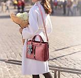 Модна жіноча сумка через плече, фото 4