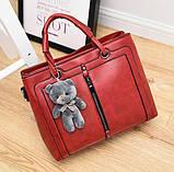 Модна жіноча сумка через плече, фото 9