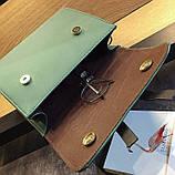 Стильная женская сумочка с бантиком, фото 6