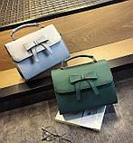 Стильная женская сумочка с бантиком, фото 10