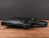 Кожаная мужская сумка офисная + клатч, фото 3