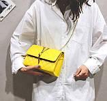 Стильна жіноча міні сумочка, фото 2