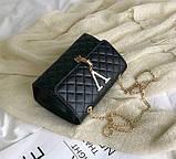 Стильна жіноча міні сумочка, фото 5