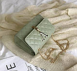 Стильна жіноча міні сумочка, фото 6