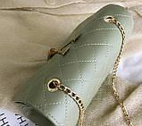 Стильна жіноча міні сумочка, фото 9