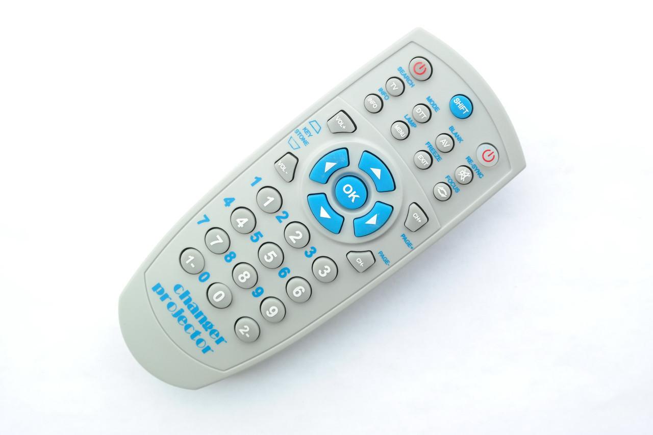 Vivitek D512-3D D516 D517 D518 D5185HD D519 D530MX Новий Пульт Дистанційного Керування для Проектора