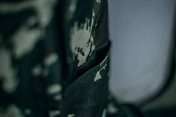 Рюкзак міський чоловічий, жіночий, для ноутбука Nike (Найк) камуфляж темний, фото 3