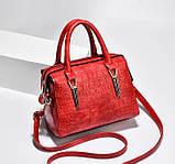 Модная женская сумочка клатч. Женская мини сумка. Маленькая сумочка., фото 3