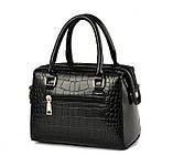 Модная женская сумочка клатч. Женская мини сумка. Маленькая сумочка., фото 4