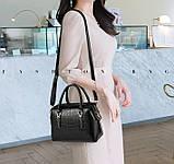 Модная женская сумочка клатч. Женская мини сумка. Маленькая сумочка., фото 6