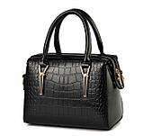 Модная женская сумочка клатч. Женская мини сумка. Маленькая сумочка., фото 7