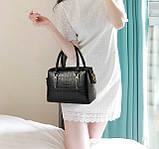 Модная женская сумочка клатч. Женская мини сумка. Маленькая сумочка., фото 9