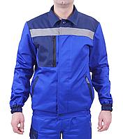 Куртка FREE WORK Стандарт синій