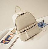 Жіночий рюкзак маленький, фото 2