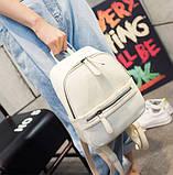 Жіночий рюкзак маленький, фото 4