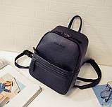 Жіночий рюкзак маленький, фото 6