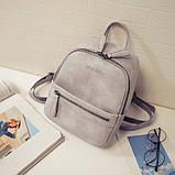 Жіночий рюкзак маленький, фото 7