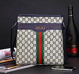 Чоловіча сумка планшет Delika, фото 2