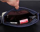 Чоловіча сумка планшет Delika, фото 4