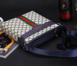 Чоловіча сумка планшет Delika, фото 5