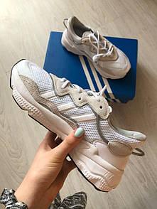 Жіночі кросівки  Adidas Ozweego,White