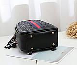 Стильний жіночий рюкзак сумочка, фото 5
