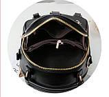 Стильний жіночий рюкзак сумочка, фото 7