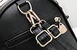 Стильний жіночий рюкзак сумочка, фото 10
