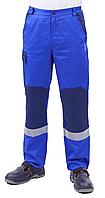 Робочі штани FREE WORK Стандарт синій, фото 1