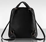 Великий жіночий рюкзак сумка, фото 3