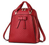 Великий жіночий рюкзак сумка, фото 4